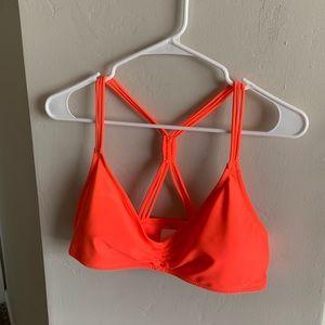 Volcom Neon Bikini Top